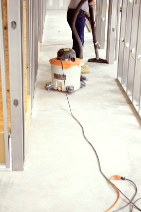Construction cleaning in Loomis CA by Clean America Janitorial