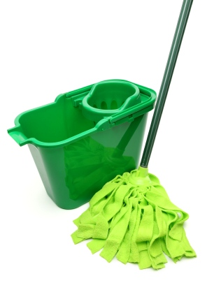 Green cleaning in West Sacramento CA by Clean America Janitorial