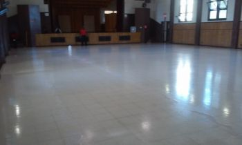 Floor cleaning in Elmira CA by Clean America Janitorial